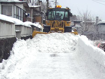 除雪・排雪